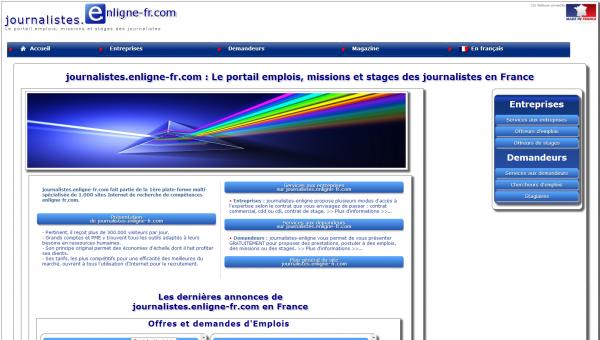 Journalistes en ligne