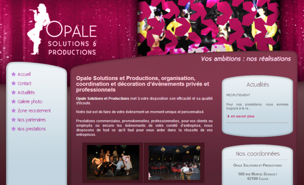 Opale Solutions et Productions