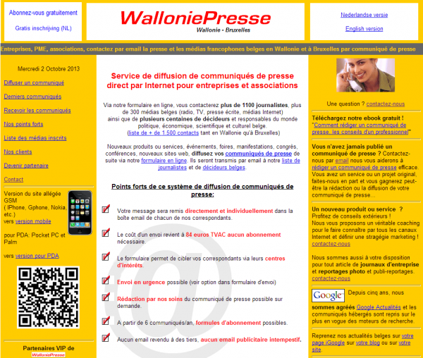 WalloniePresse