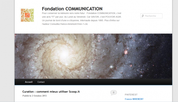 Fondation Communication
