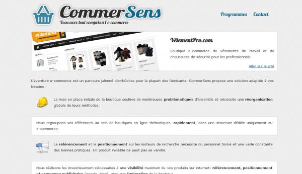 CommerSens