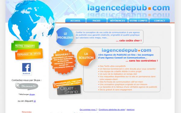 lagencedepub.com