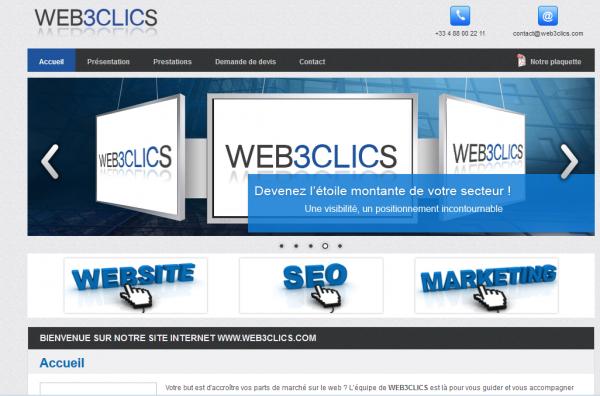 Web3clics
