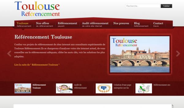 Toulouse Référencement