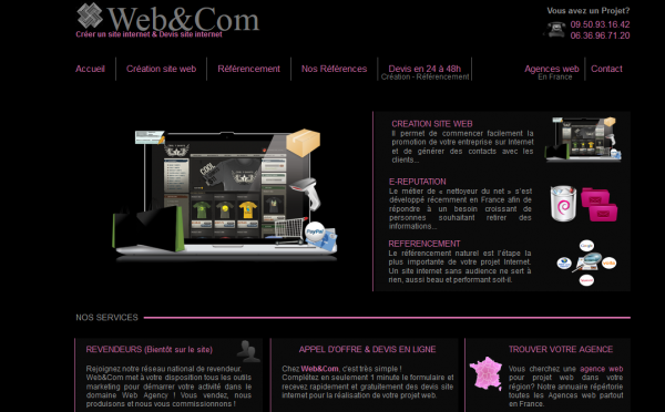 Web&Com