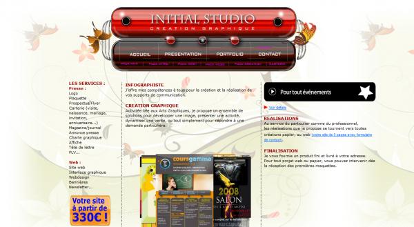 Initial Studio