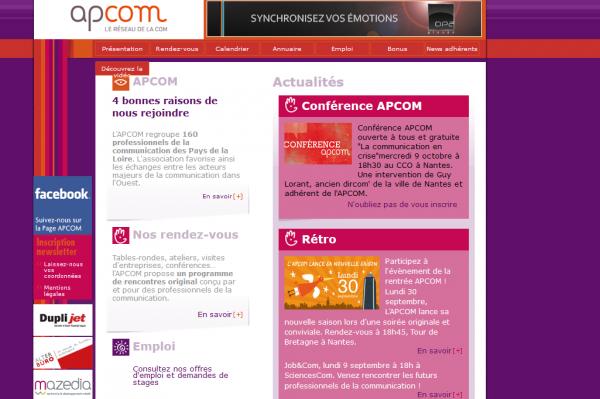 Association des professionnels de la Communication des Pays de la Loire