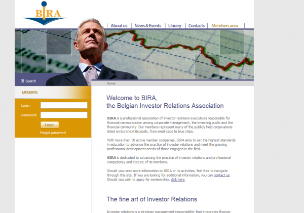 Belgian Investor Relations Association
