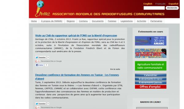Association Mondiale des Radiodiffuseurs Communautaires