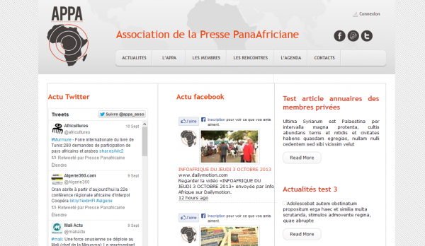 Association de la Presse panafricaine