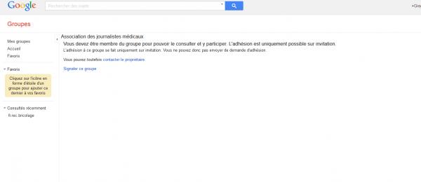 Association des journalistes médicaux