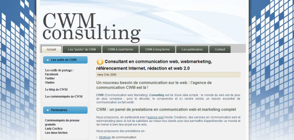 CWM Consulting