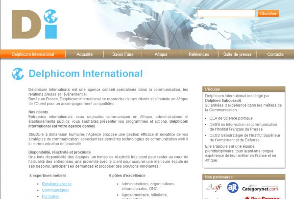 Delphicom International