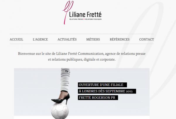 Liliane Fretté