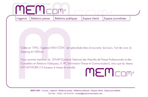 MEM COM