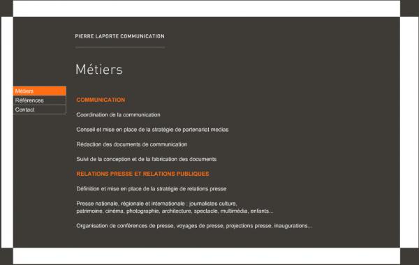 Pierre Laporte Communication
