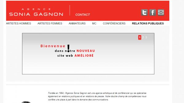 Agence Sonia Gagnon