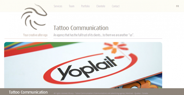 Tattoo Communication