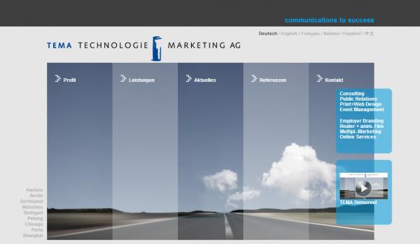 TEMA Technologie Marketing