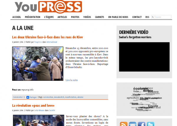 You Presse