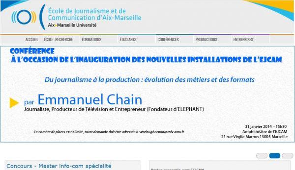 École de Journalisme et de Communication d