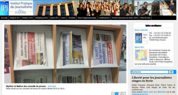 Institut pratique de journalisme de Paris