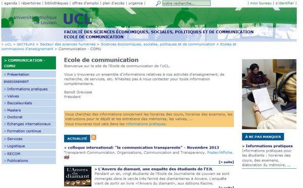 École de communication de l
