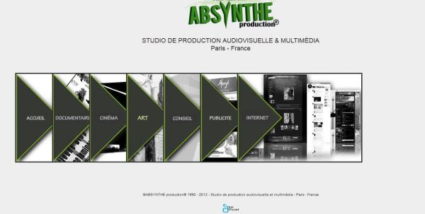 Absynthe production