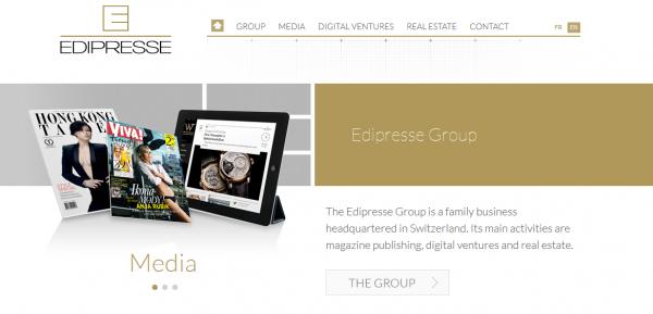 Groupe Edipresse