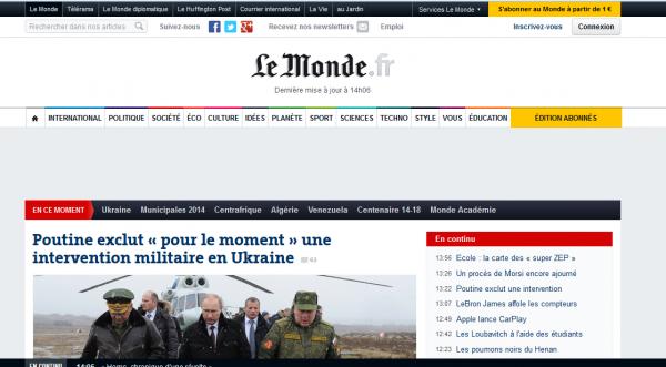 Groupe Le Monde