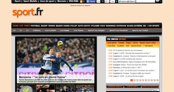 Groupe Sport.fr