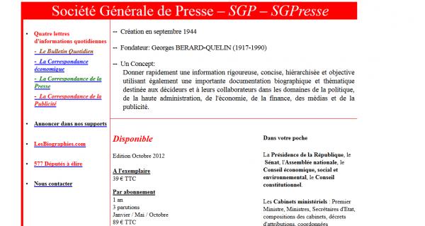 SGPresse