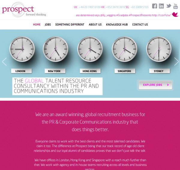 Prospect PR