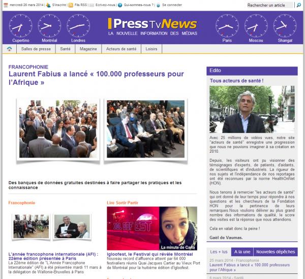 PressTVNews