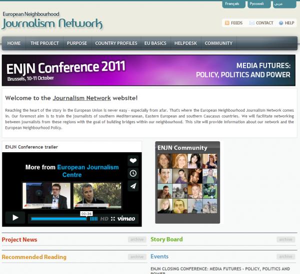 Journalism Network