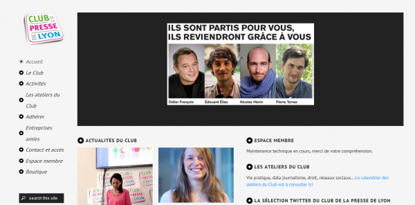 Club de la presse de Lyon