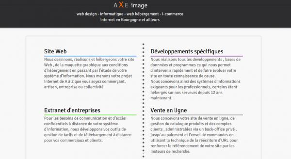 Axe-image