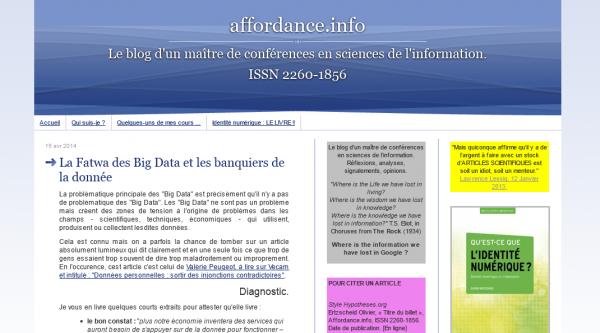 affordance.info
