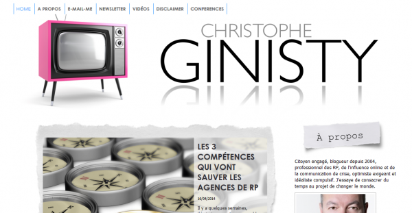 Christophe Ginisty
