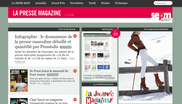 La Presse magazine