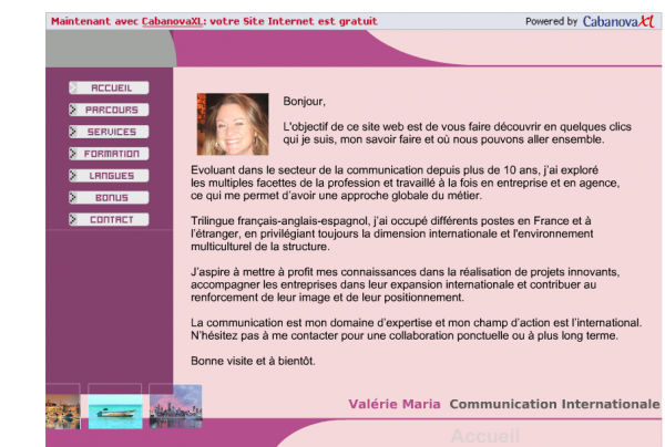 Valérie Maria