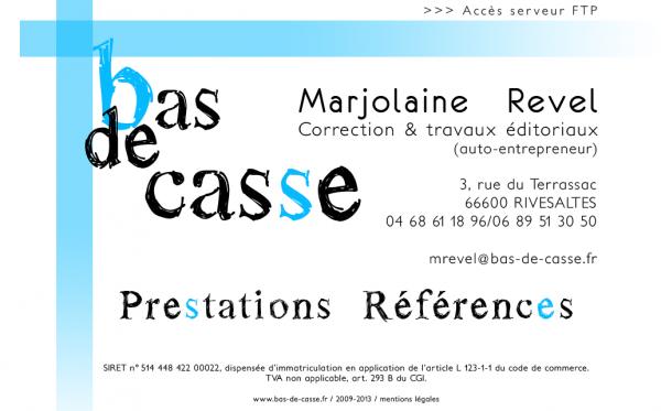 Marjolaine Revel