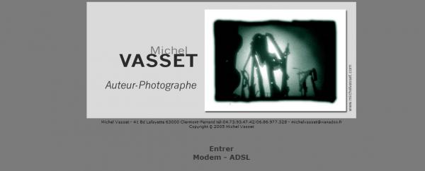 Michel Vasset