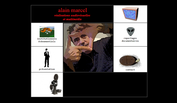 Alain Marcel