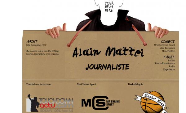 Alain Mattei