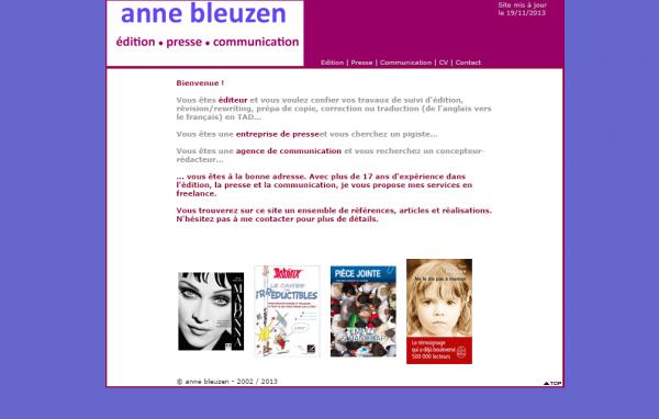Anne Bleuzen
