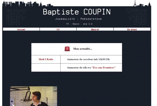 Baptiste Coupin