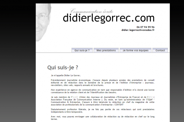 Didier Le Gorrec