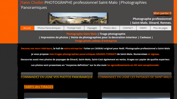 Journaliste photographe en Bretagne