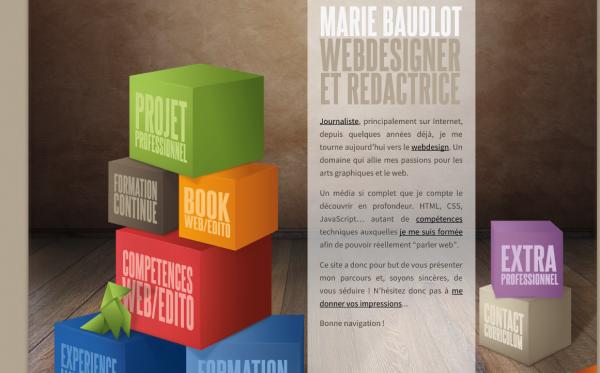 Marie Baudlot